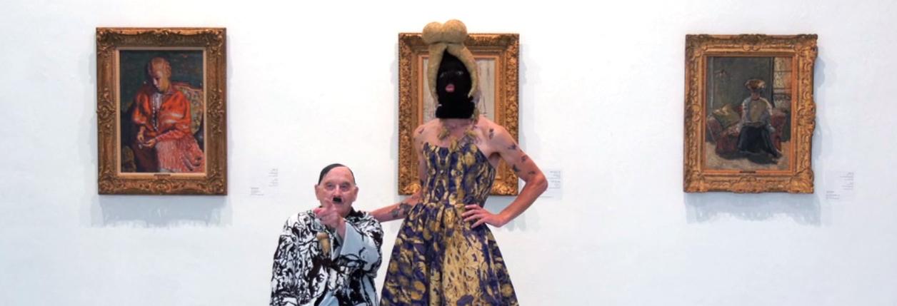 מפגשי אונליין בתערוכה נונפיניטו